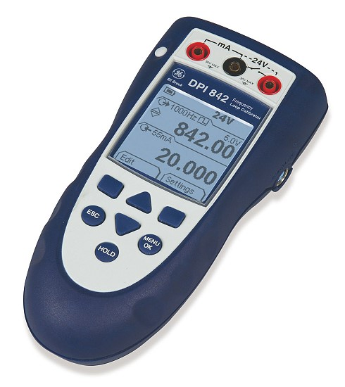DPI 842 Frequency Calibrator