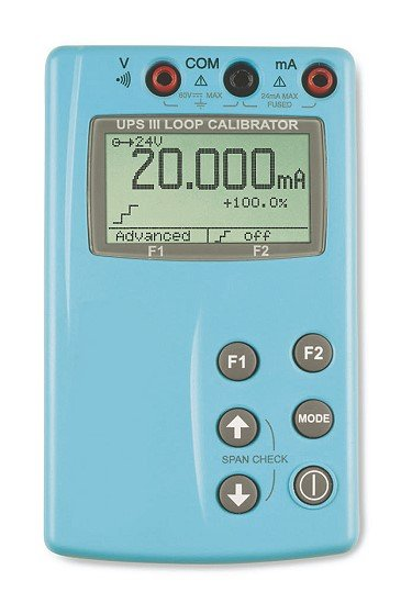 UPS III - Loop Calibrator