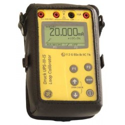 UPS III IS - Intrinsically Safe Loop Calibrator for mA & V